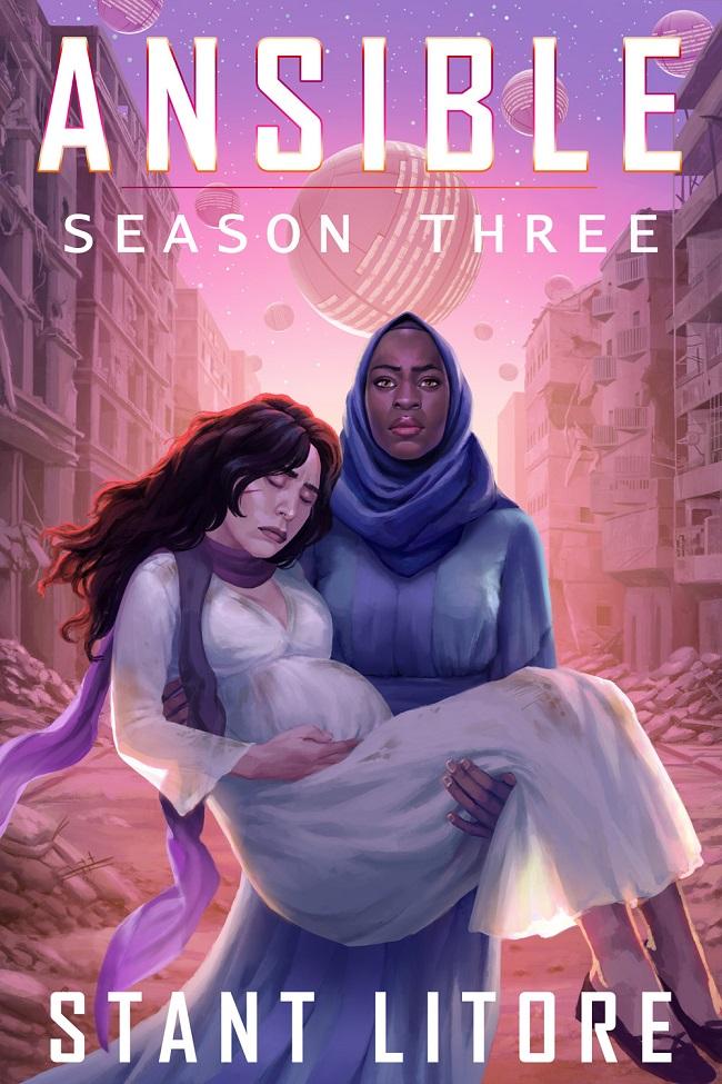 Book Cover: Ansible Season 3